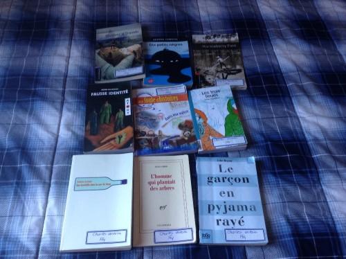 Livre Francais Et Anglais Secondaire 1