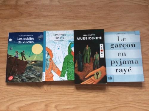 Livres Obligatoires En Secondaire 1 Pour Francais Les