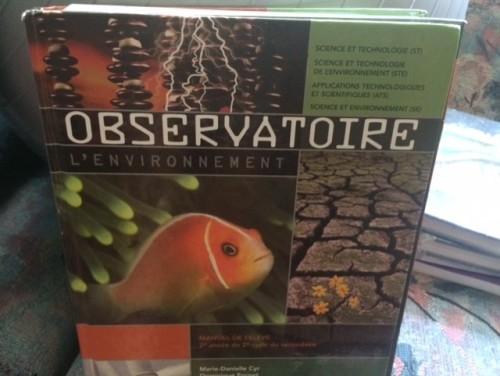Observatoire-livre