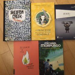 Livres français sec.1